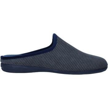 Boty Muži Papuče Susimoda 5603 Modrý