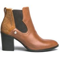 Boty Ženy Kotníkové boty NeroGiardini I013071D Hnědý