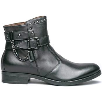 Boty Ženy Kotníkové boty NeroGiardini I013101D Černá