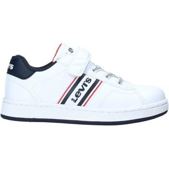 Boty Děti Nízké tenisky Levi's VADS0040S Bílý