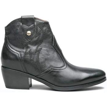 Boty Ženy Kotníkové boty NeroGiardini I013111D Černá