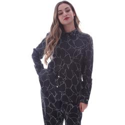 Textil Ženy Košile / Halenky Calvin Klein Jeans K20K202231 Černá