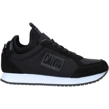Boty Muži Nízké tenisky Calvin Klein Jeans B4S0715 Černá