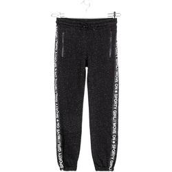 Textil Dívčí Teplákové kalhoty Losan 024-6010AL Černá