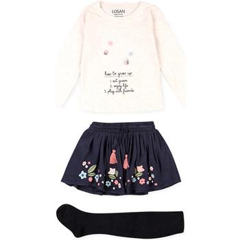 Textil Děti Set Losan 026-8016AL Béžový