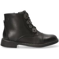 Boty Dívčí Kotníkové boty Chika 10 54214 Černá