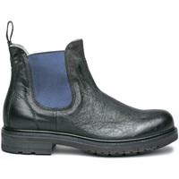 Boty Muži Kotníkové boty NeroGiardini I001852U Černá