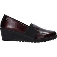 Boty Ženy Mokasíny Enval 6273522 Červené