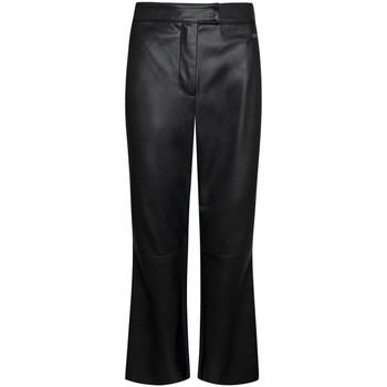 Textil Ženy Mrkváče Pepe jeans PL211414 Černá