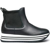 Boty Dívčí Kotníkové boty NeroGiardini I031677F Černá