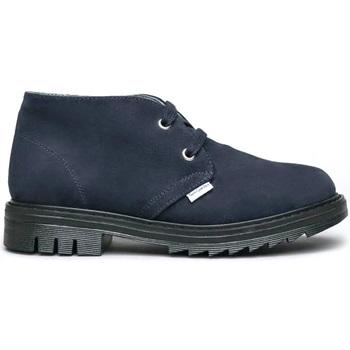 Boty Děti Kotníkové boty NeroGiardini I033884M Modrý