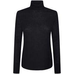 Textil Ženy Svetry Pepe jeans PL504618 Černá
