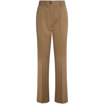 Textil Ženy Mrkváče Pepe jeans PL211405 Hnědý