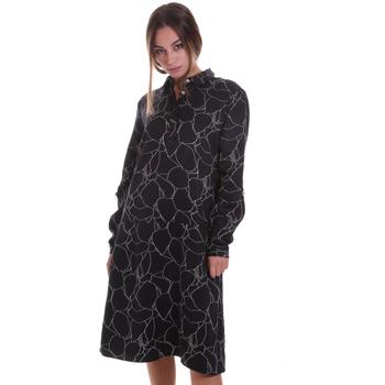 Textil Ženy Krátké šaty Calvin Klein Jeans K20K202227 Černá