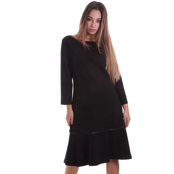 Textil Ženy Krátké šaty Calvin Klein Jeans K20K202271 Černá