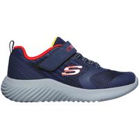 Boty Děti Nízké tenisky Skechers 403732L Modrý
