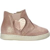 Boty Dívčí Kotníkové boty Falcotto 2501847 02 Růžový
