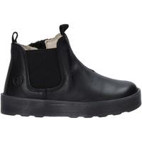 Boty Dívčí Kotníkové boty Falcotto 2501860 01 Černá
