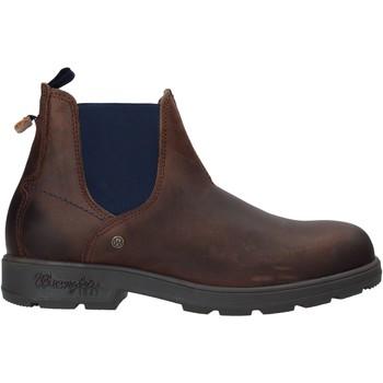 Boty Muži Kotníkové boty Wrangler WM02050A Hnědý