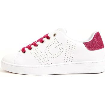 Boty Ženy Nízké tenisky Guess FL7RA5 ELE12 Bílý