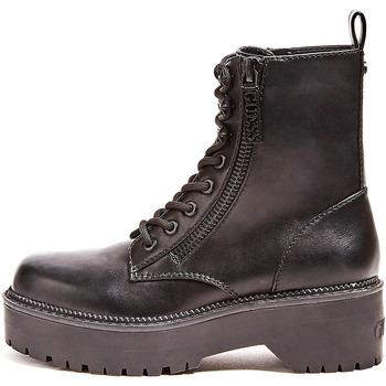 Guess Kotníkové boty FL7TY2 ELE10 - Černá