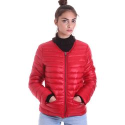 Textil Ženy Prošívané bundy Gaudi 021BD35007 Červené