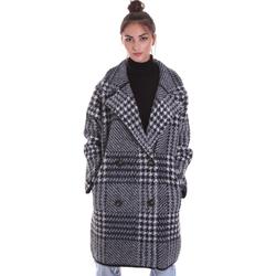 Textil Ženy Kabáty Gaudi 021FD33001 Černá