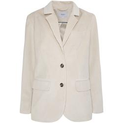 Textil Ženy Saka / Blejzry Pepe jeans PL401855 Béžový