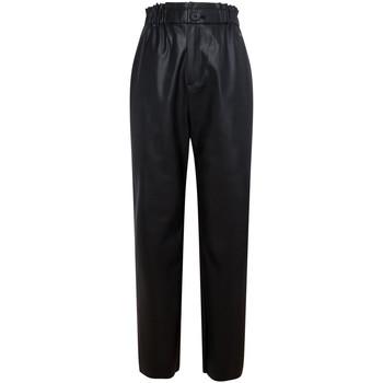 Textil Ženy Mrkváče Pepe jeans PL211412 Černá