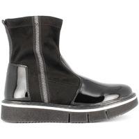 Boty Děti Kotníkové boty Primigi 6443700 Černá