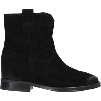 Boty Ženy Kotníkové boty Pregunta MAA3307 Černá