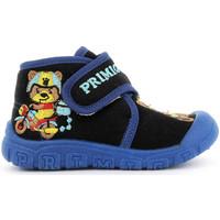 Boty Děti Papuče Primigi 6446044 Černá