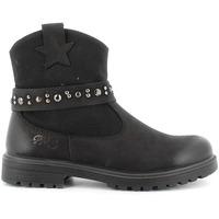 Boty Děti Kotníkové boty Primigi 6366011 Černá