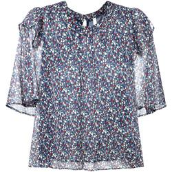 Textil Ženy Halenky / Blůzy Pepe jeans PL303732 Modrý