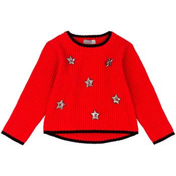 Textil Děti Svetry Losan 026-5000AL Červené