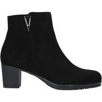 Boty Ženy Kotníkové boty Susimoda 803081 Černá