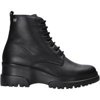 Boty Ženy Kotníkové boty CallagHan 27200 Černá
