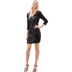 Textil Ženy Krátké šaty Fracomina F120W14034W01985 Černá