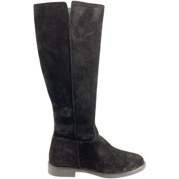 Boty Ženy Kozačky Grunland ST0466 Černá