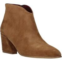 Boty Ženy Polokozačky Bueno Shoes 20WR5102 Hnědý