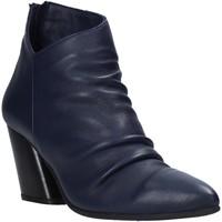 Boty Ženy Polokozačky Bueno Shoes 20WR1400 Modrý