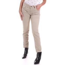 Textil Ženy Kapsáčové kalhoty Gaudi 821BD25025 Béžový