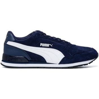 Boty Muži Nízké tenisky Puma 365279 Modrý