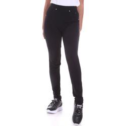 Textil Ženy Legíny Key Up 5LG03 0001 Černá