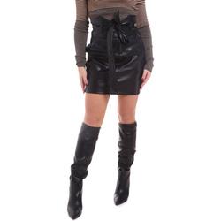 Textil Ženy Sukně Gaudi 021FD78001 Černá