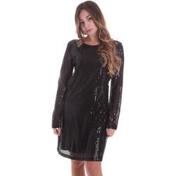Textil Ženy Krátké šaty Gaudi 021FD14005 Černá
