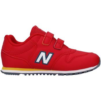 Boty Děti Nízké tenisky New Balance NBIV500RRY Červené