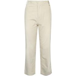 Textil Ženy Mrkváče Pepe jeans PL211407 Béžový