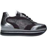 Boty Ženy Nízké tenisky Grace Shoes GLAM001 Stříbrný