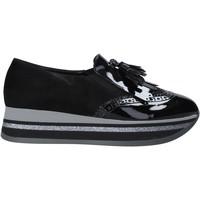 Boty Ženy Mokasíny Grace Shoes GLAM004 Černá